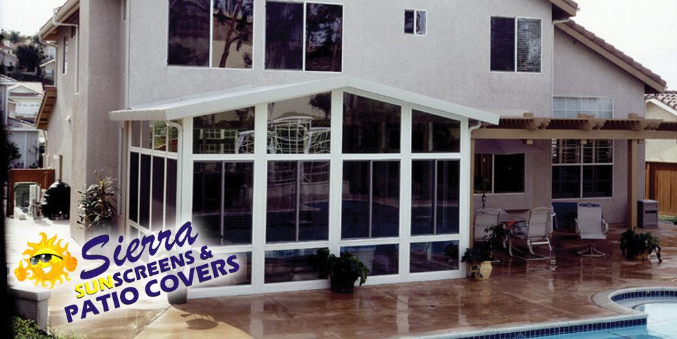 Sierra Sunscreens Amp Patio Covers In Rancho Cordova Ca