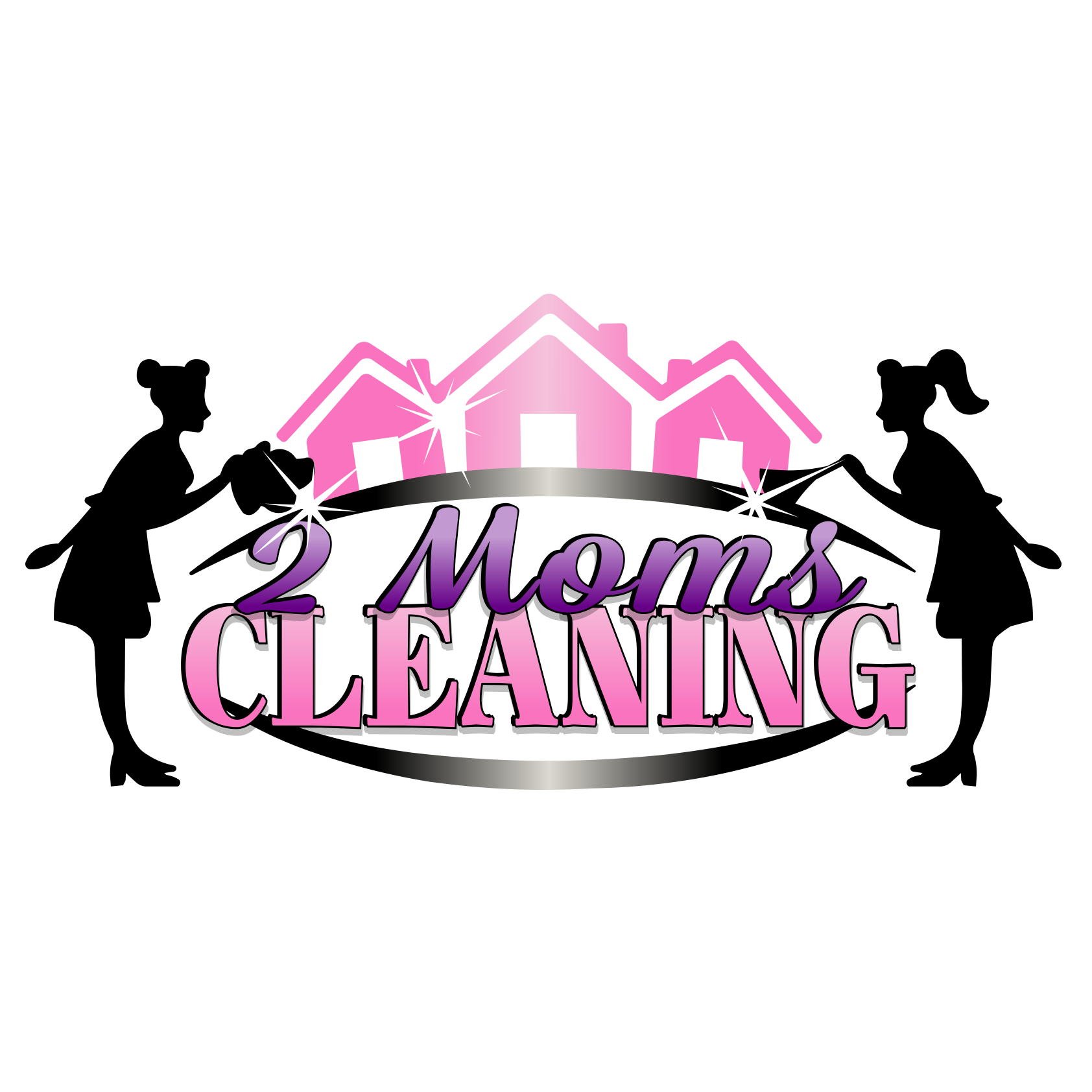 2 Moms Cleaning