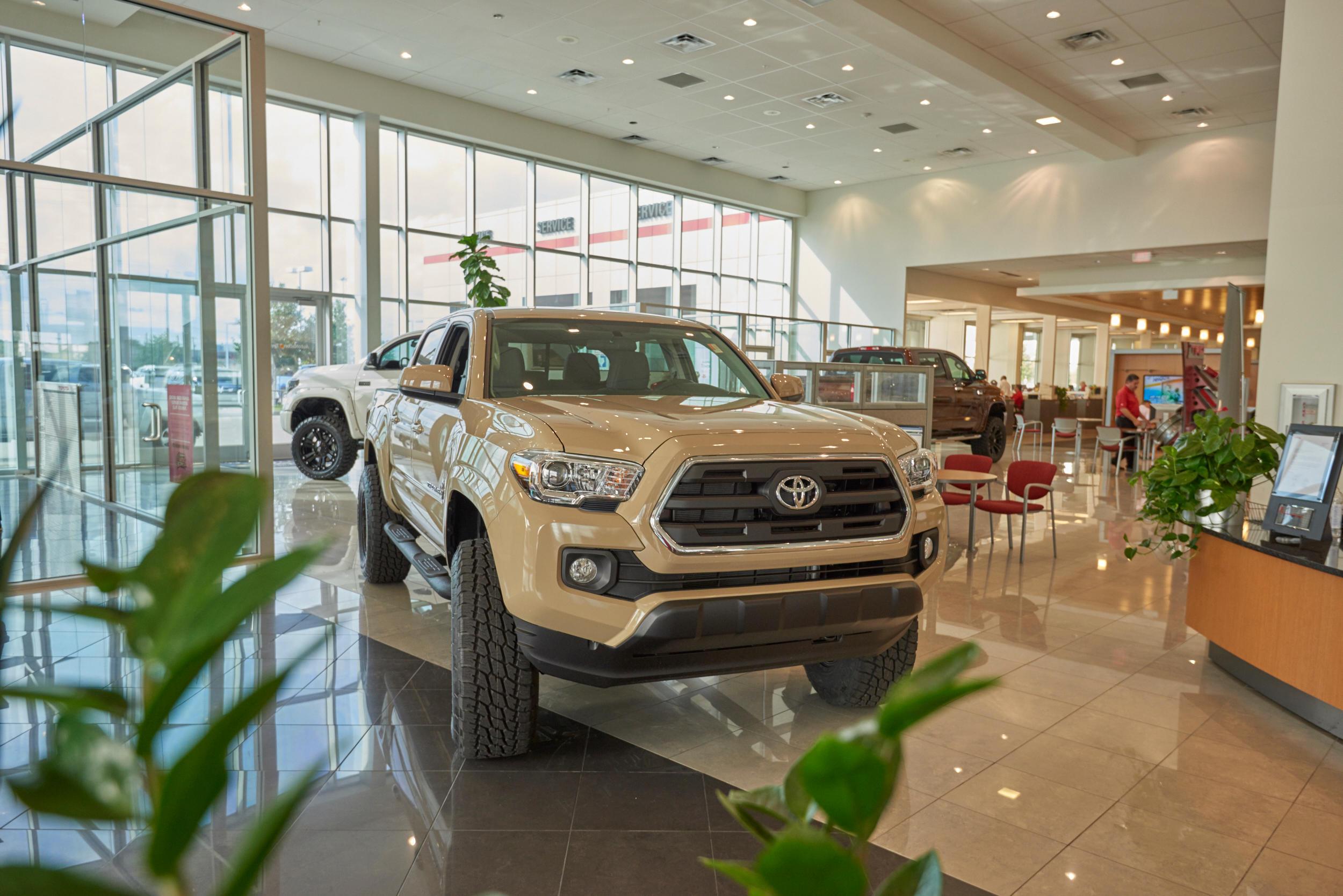 AutoNation Toyota Gulf Freeway Car Dealer Houston TX