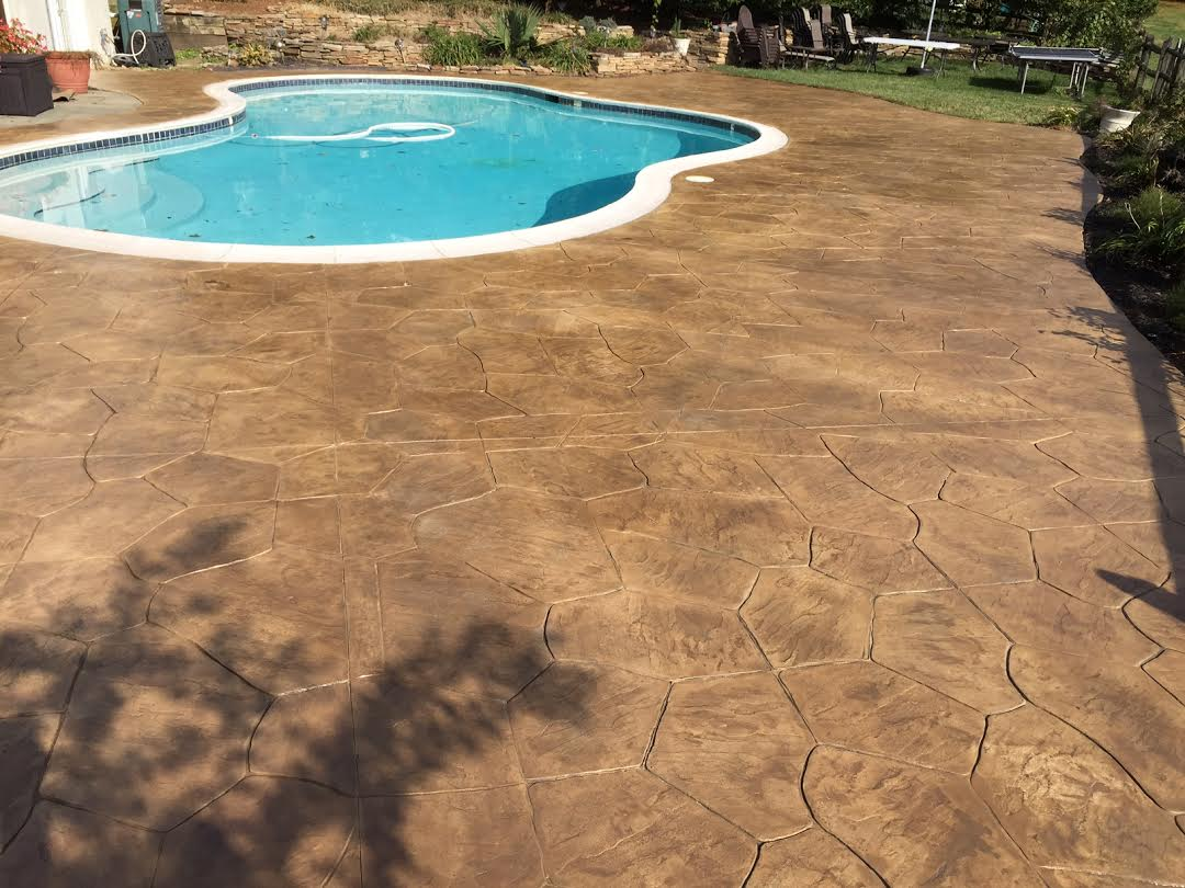 Artistic Stamped Concrete image 22