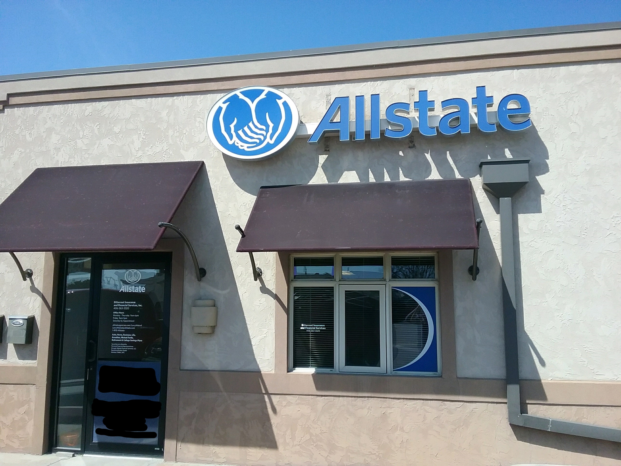 Larry Wokral: Allstate Insurance