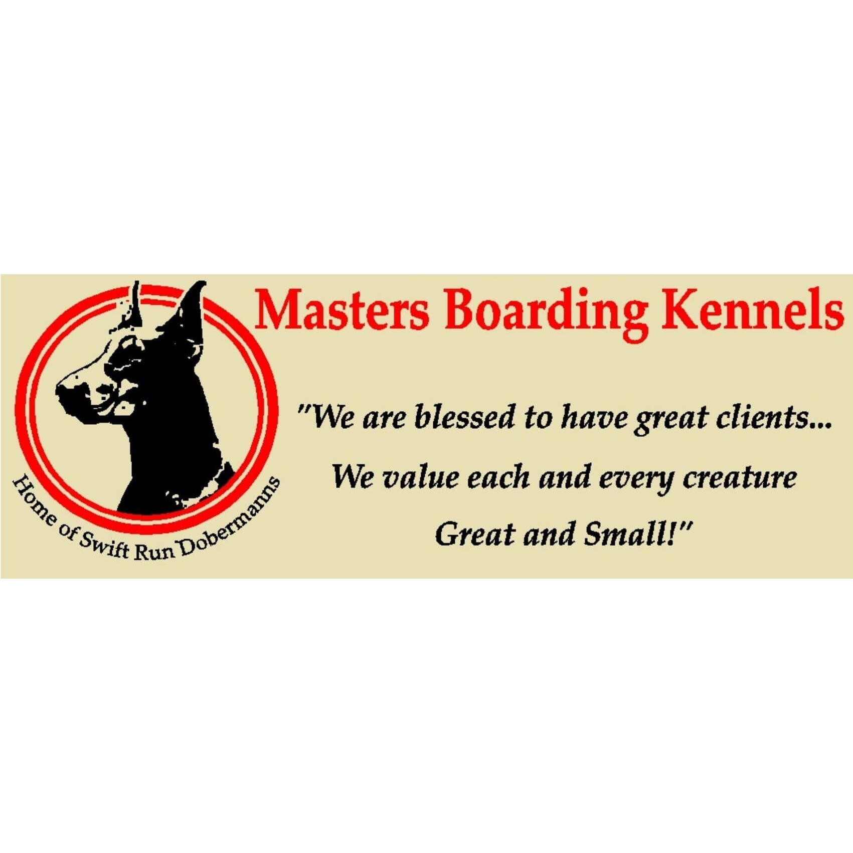 Masters Boarding Kennels image 0