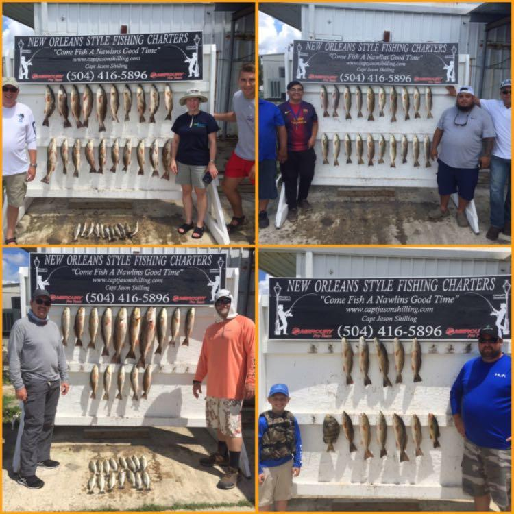 New Orleans Style Fishing Charters LLC image 41