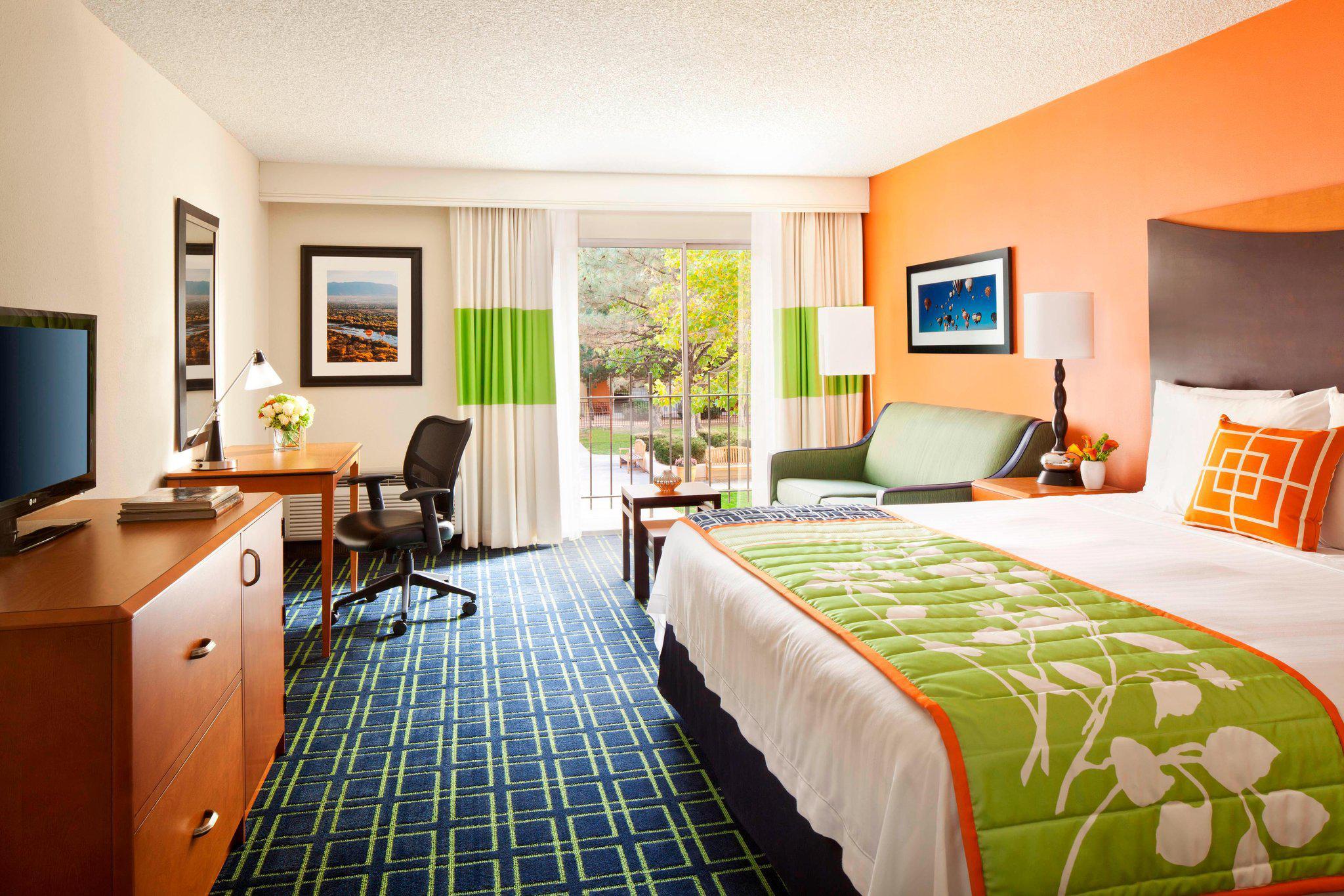 Fairfield Inn by Marriott Albuquerque University Area
