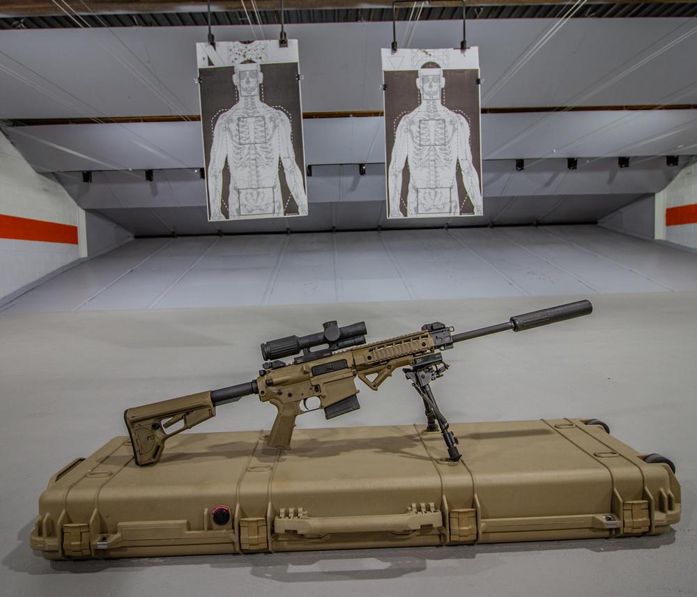 Las Vegas Shooting Center image 0