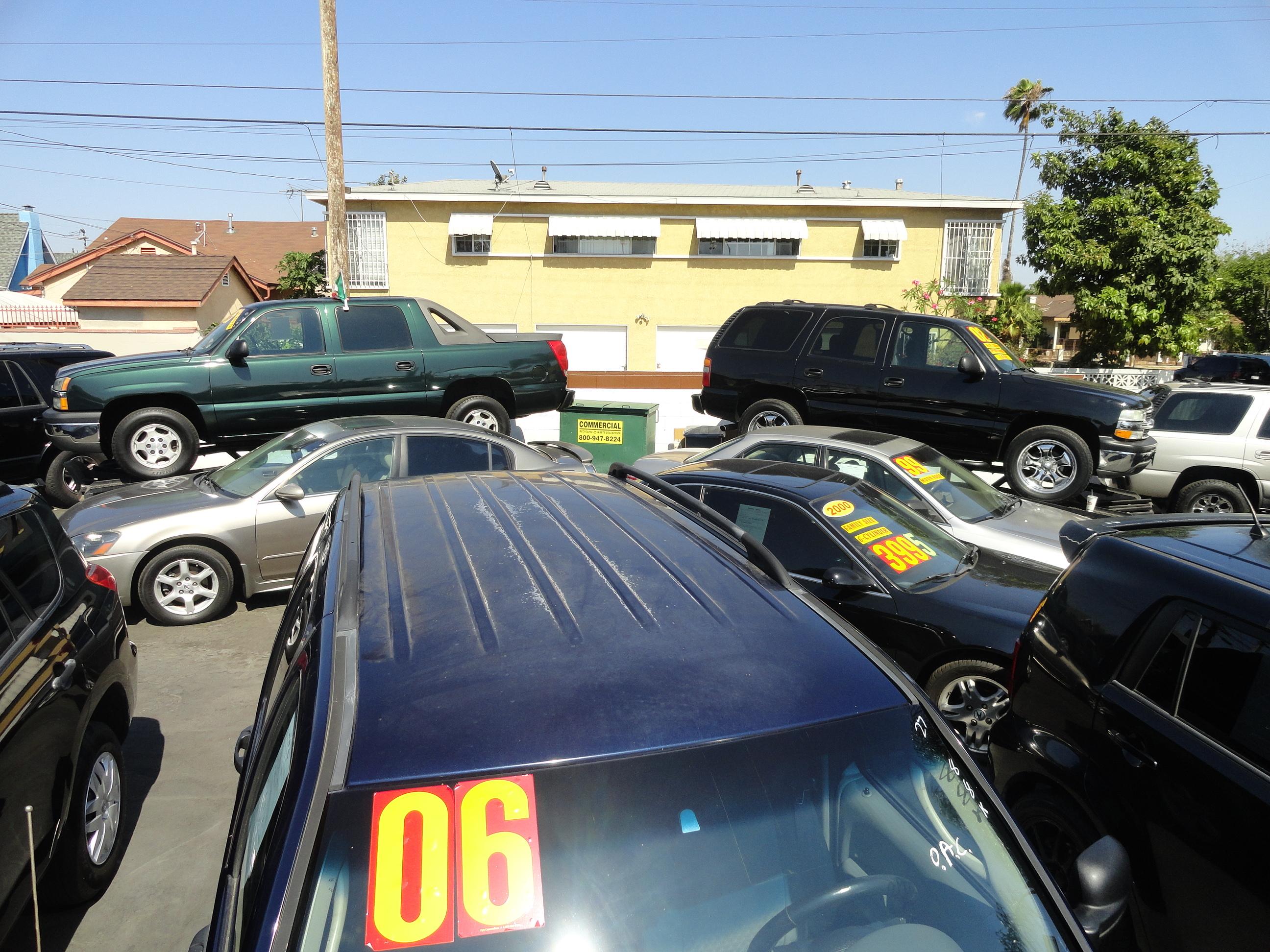 Car brokers los angeles