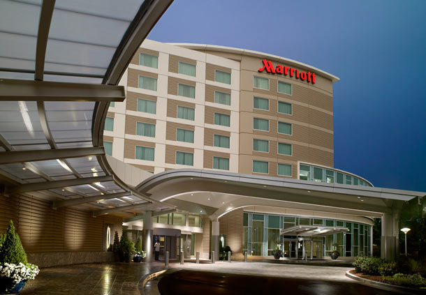 Atlanta Airport Marriott Gateway 2020 Convention Center Concourse Ga Electric Charging Station Mapquest