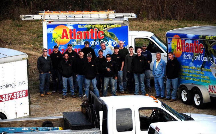 Atlantic Heating And Cooling North Myrtle Beach