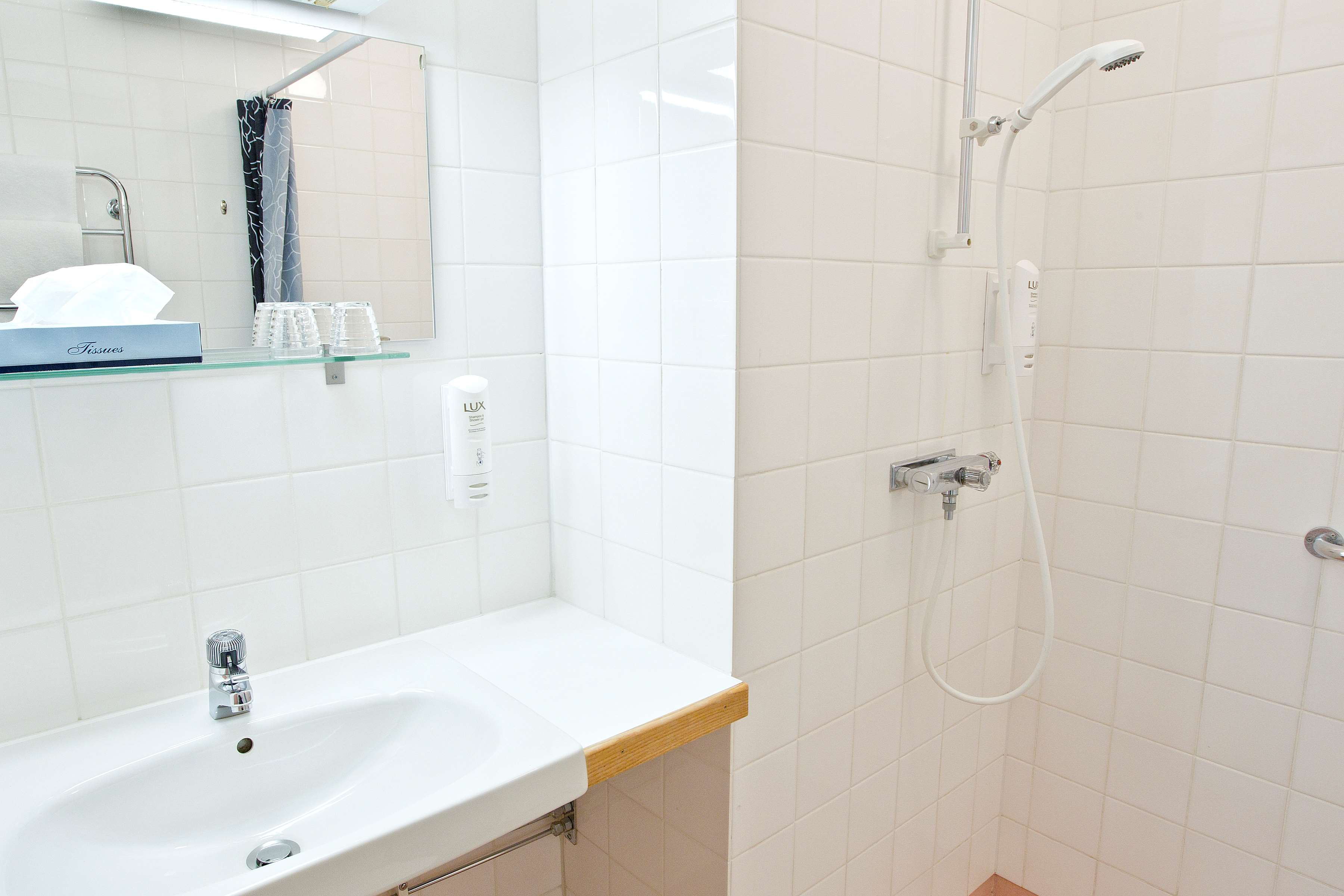 In-room Bathroom