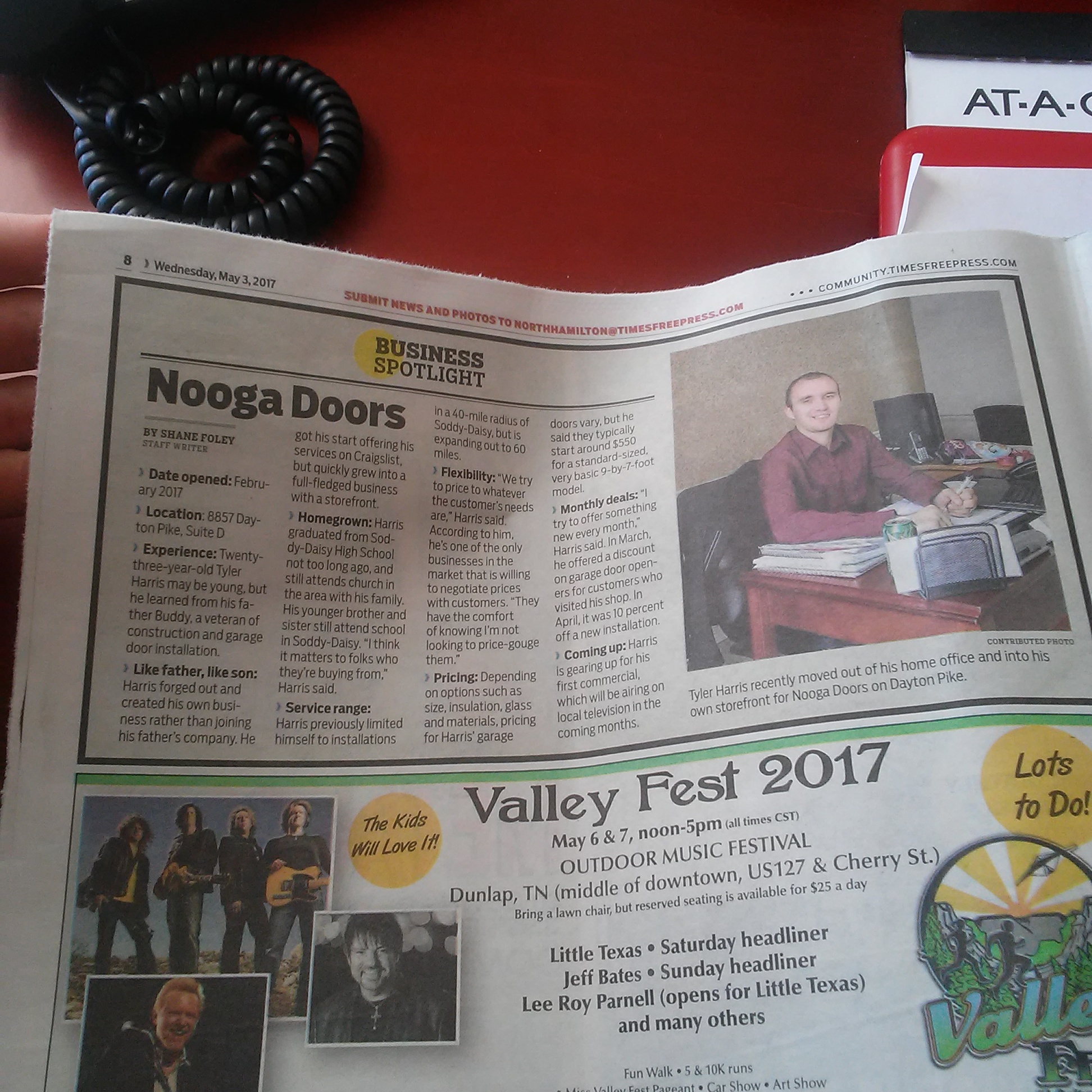 Nooga door company coupons near me in soddy daisy 8coupons for Local door companies