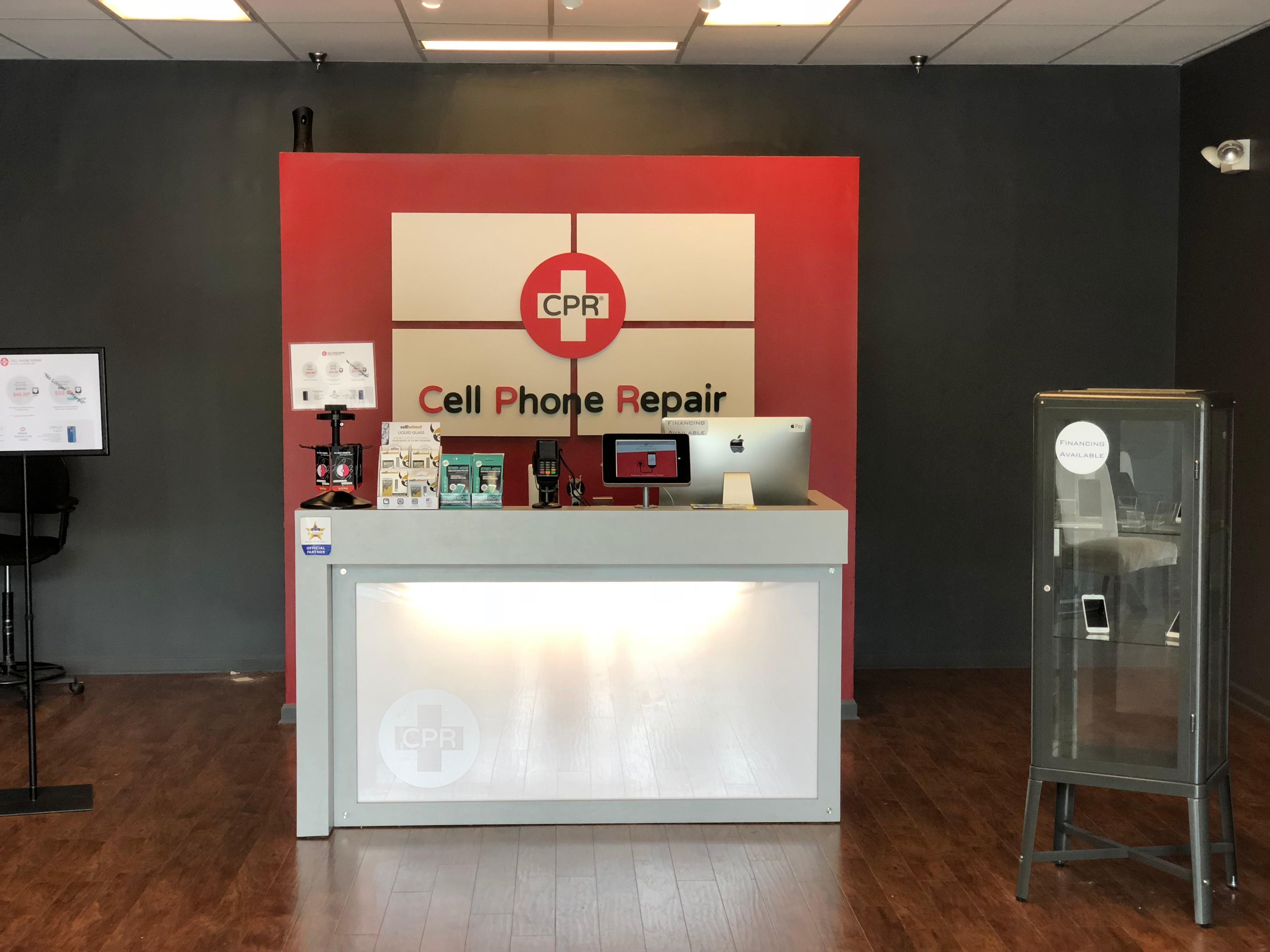 CPR Cell Phone Repair Mandeville la - Store Interior