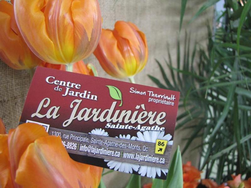À La Jardinière Ste Agathe in Sainte-Agathe-des-Monts