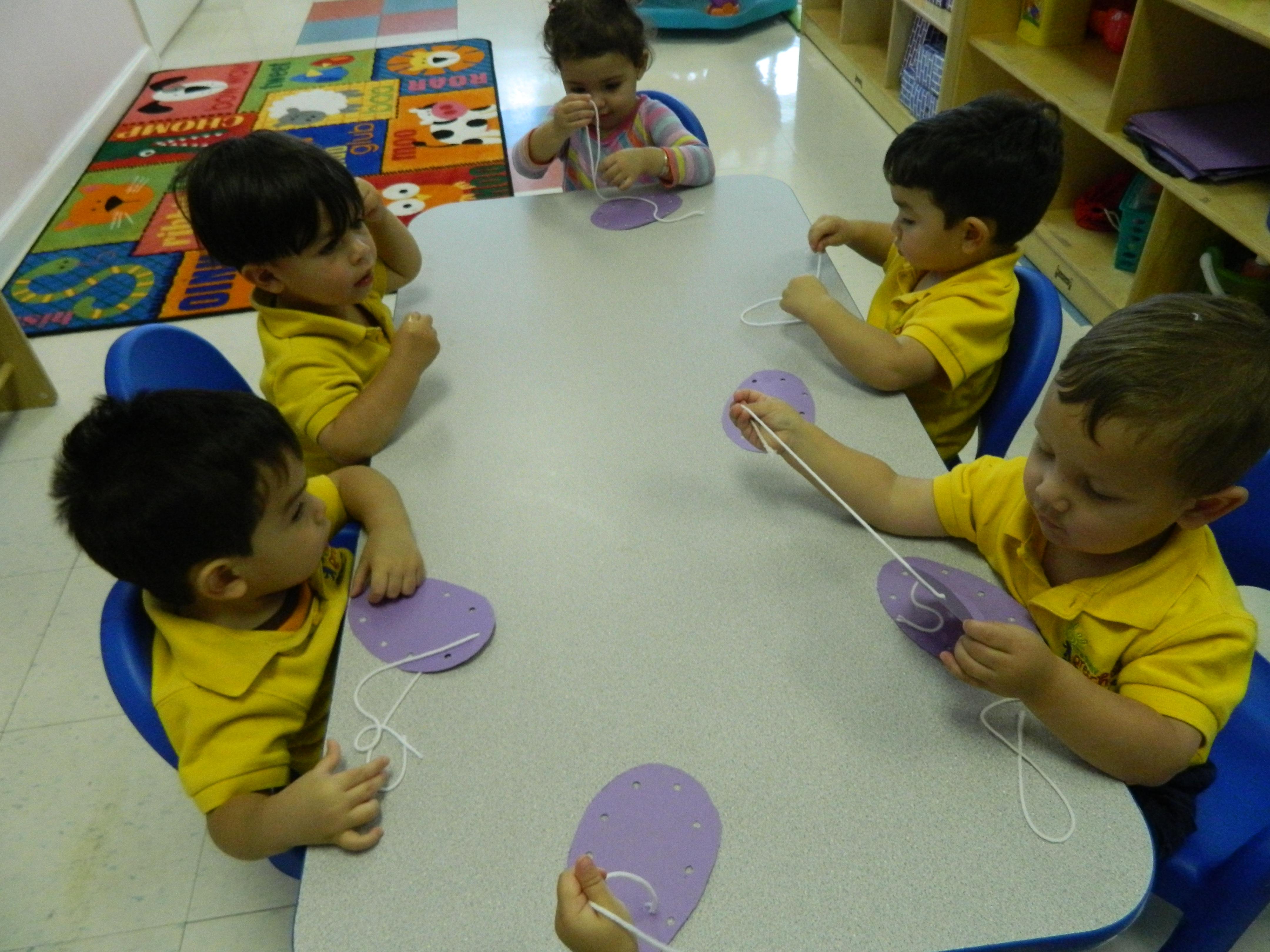 A Sunny Start Preschool