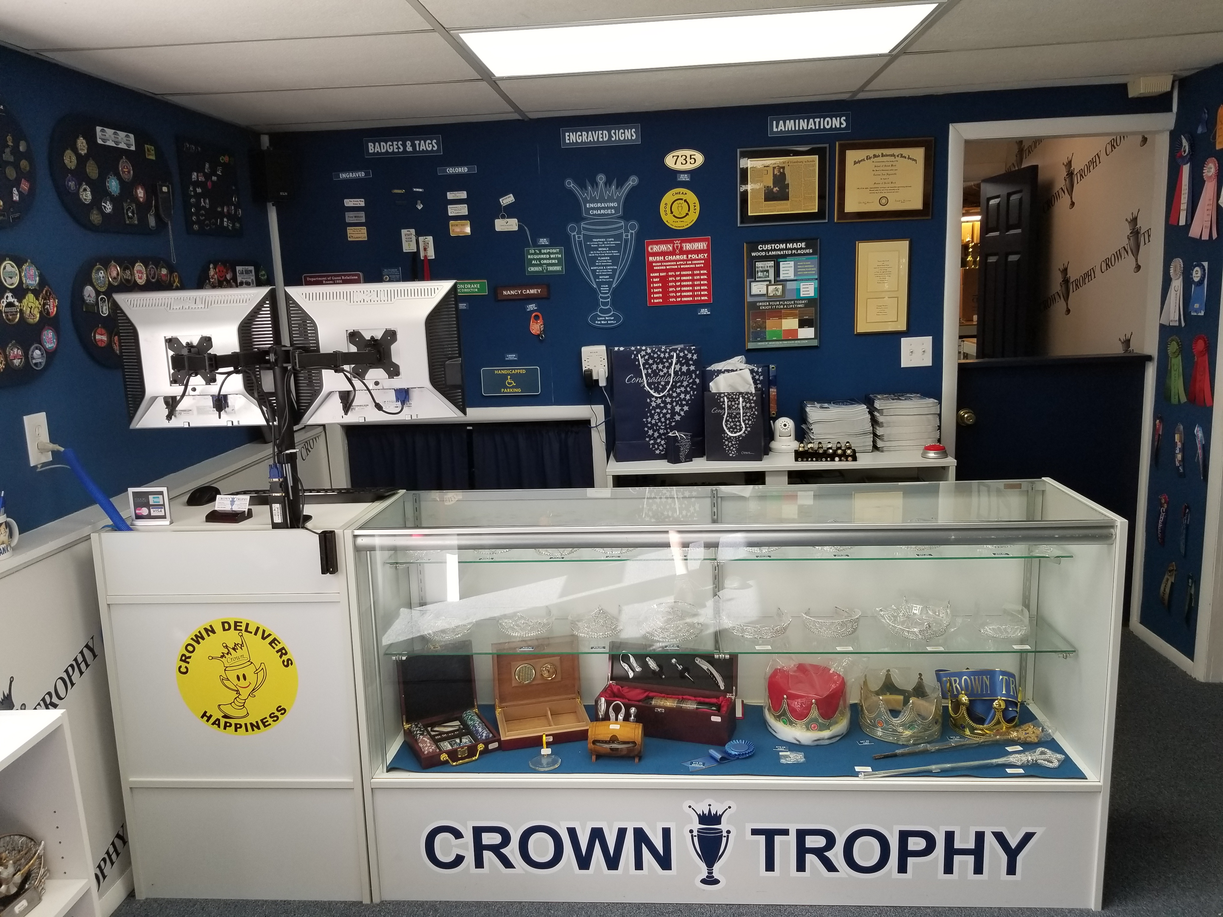 Crown Trophy image 1