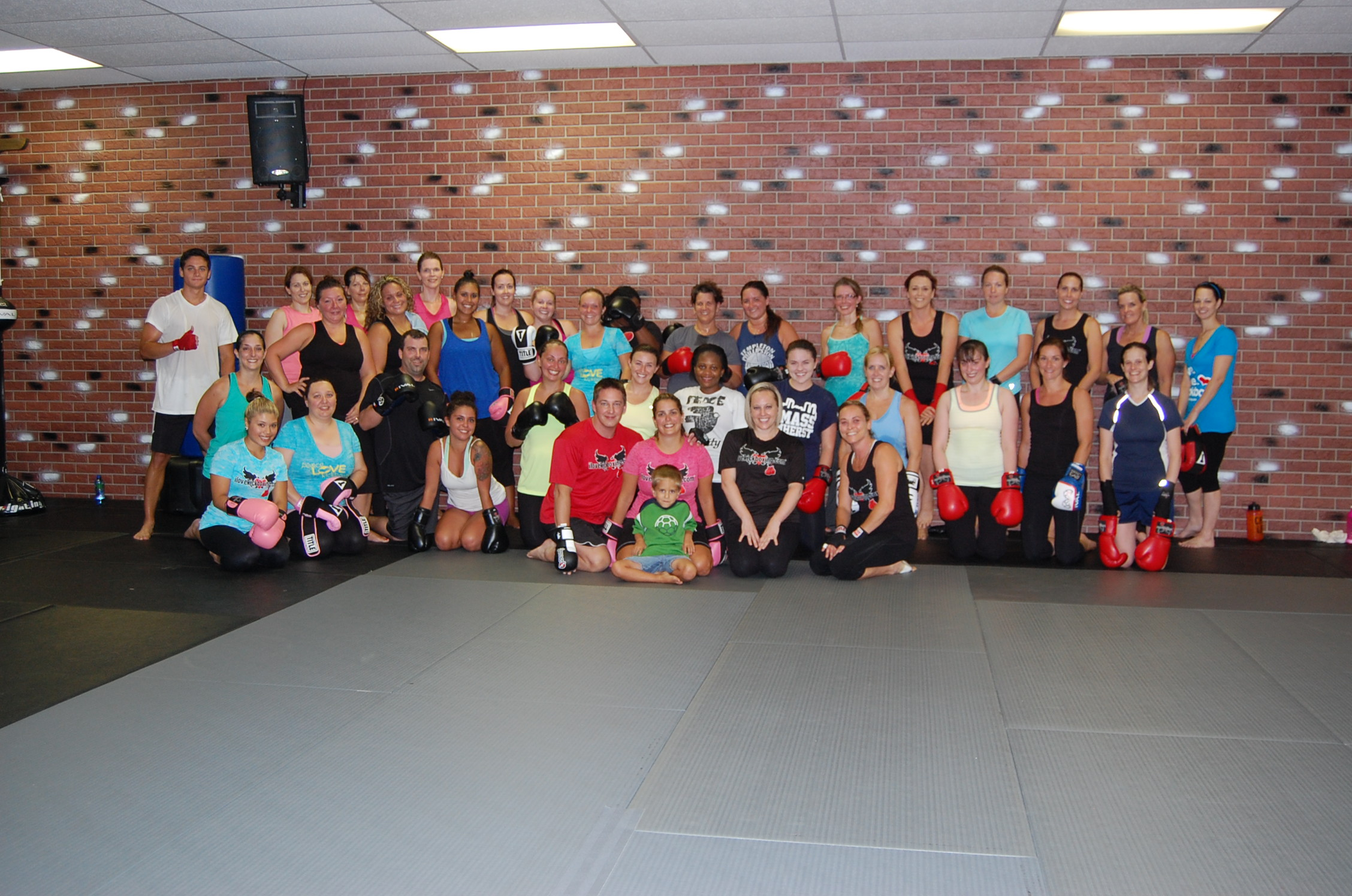 I Love Kickboxing - Fitchburg