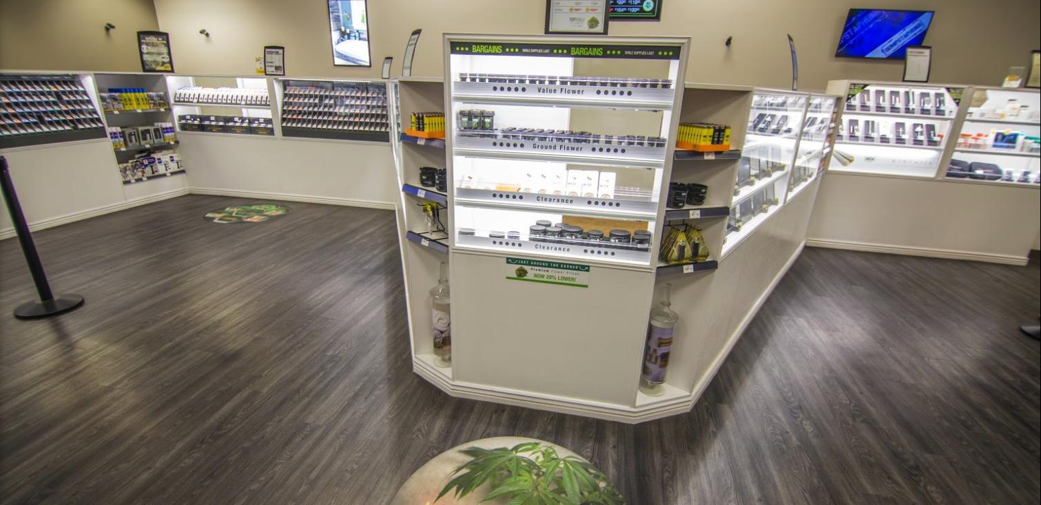 The Green Solution Recreational Marijuana Dispensary image 7