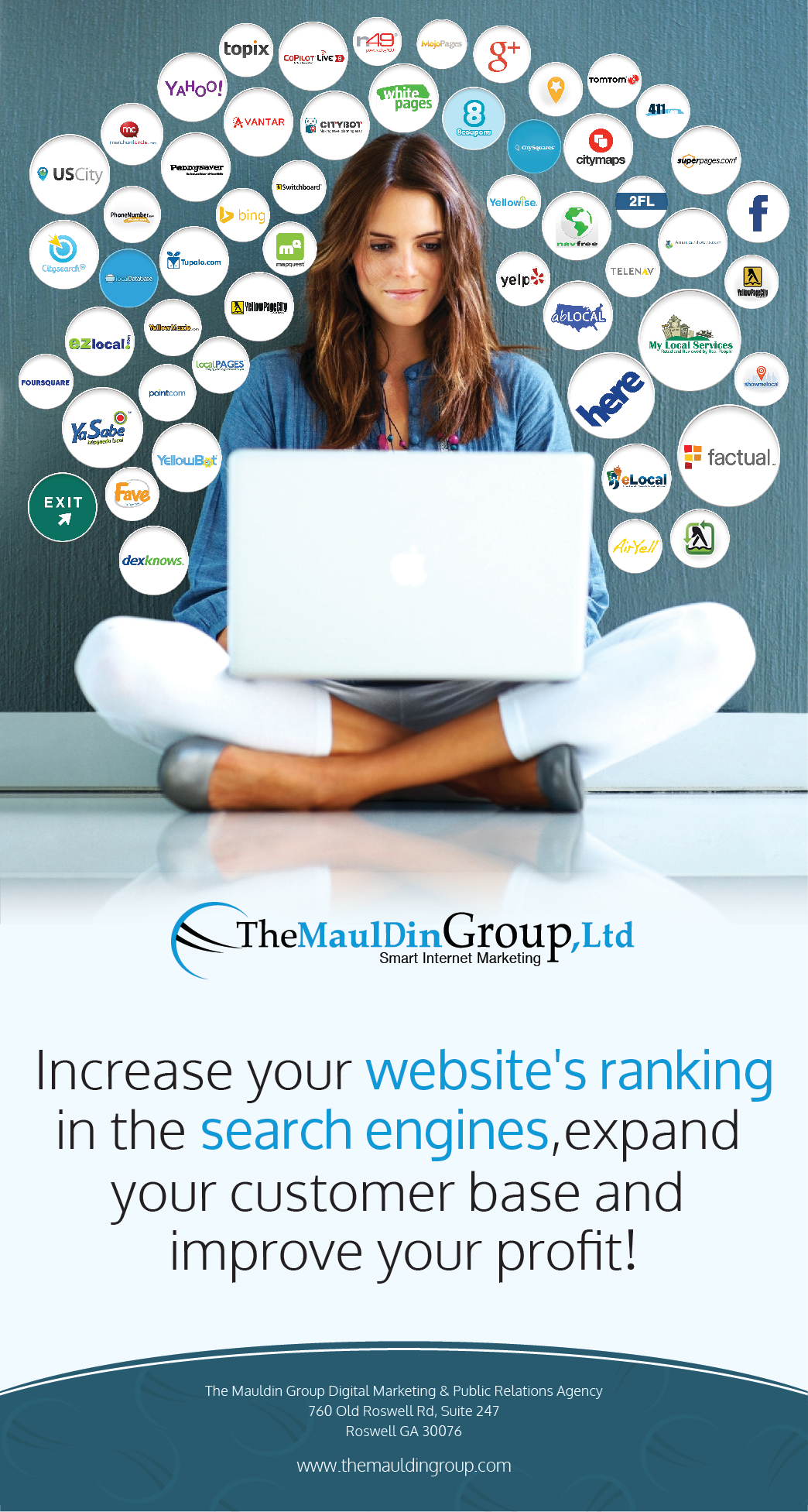 The Mauldin Group Web Design + Internet Marketing image 3