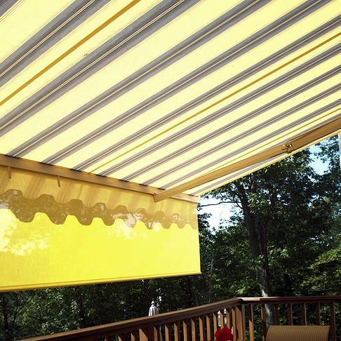 Bergen Awnings A Division Of Window Works In Livingston