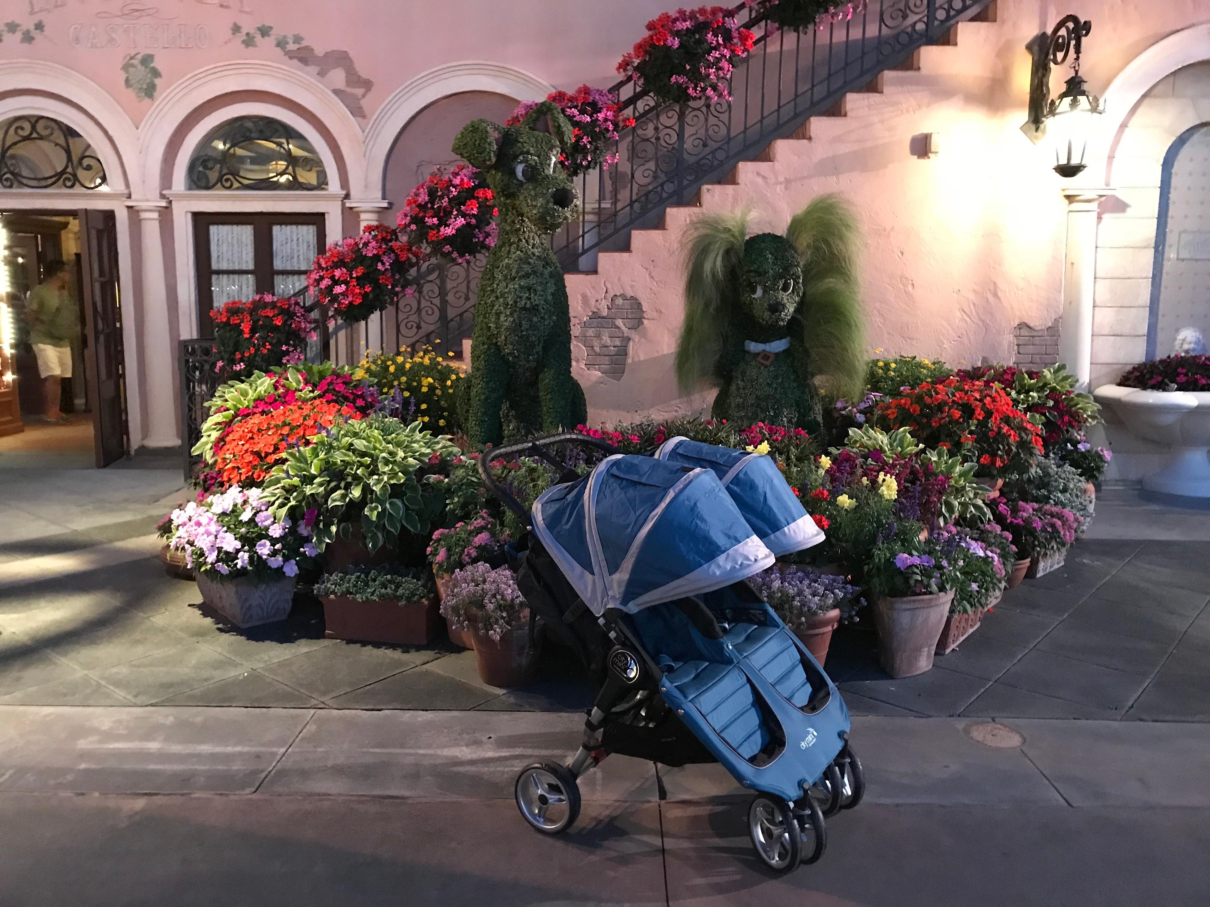 Stroller Rentals Disney image 44