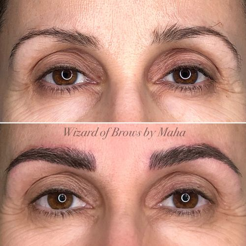 Wizard of Brows Microblading image 1