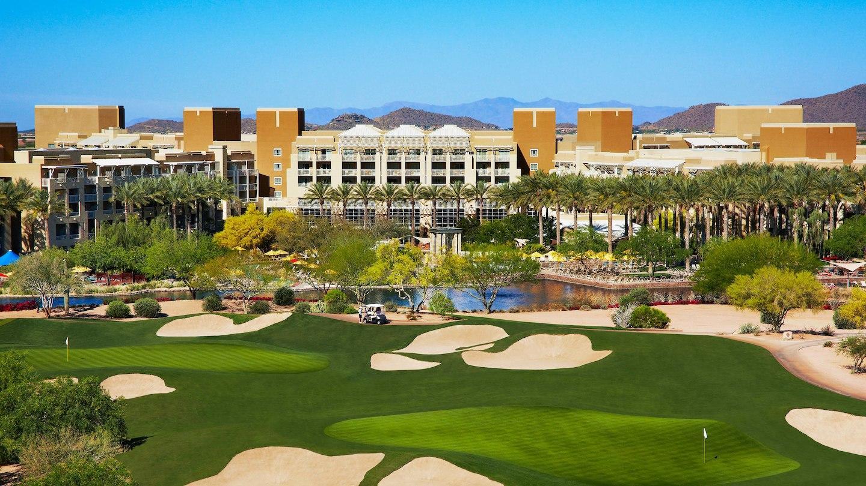 JW Marriott Phoenix Desert Ridge Resort & Spa image 0