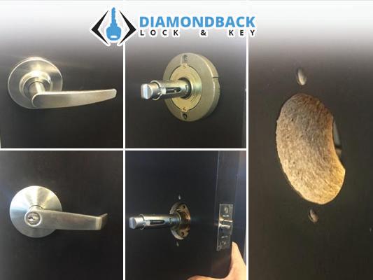 Diamondback Lock and Key image 20