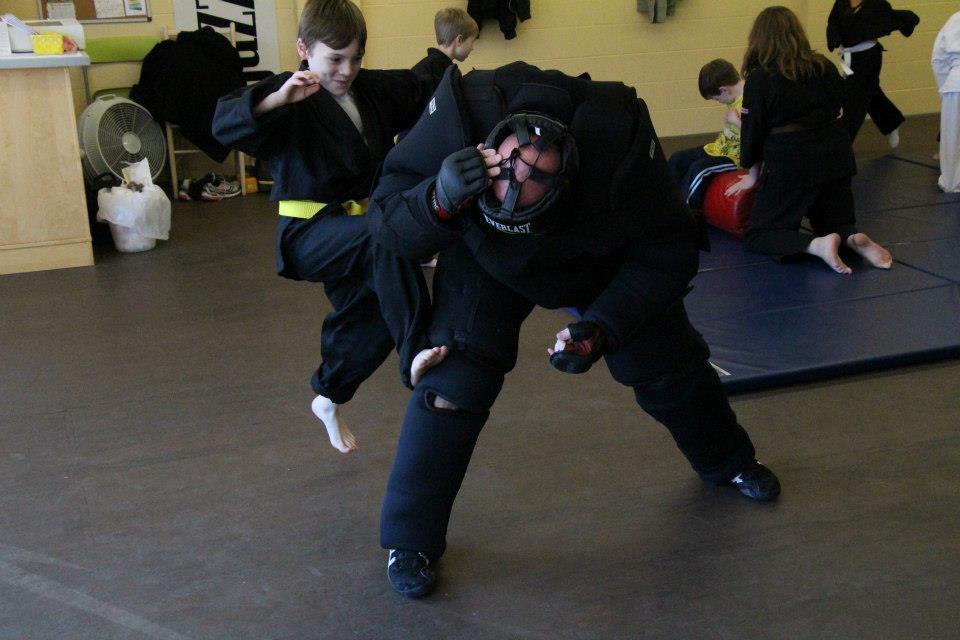 Balmer Martial Arts & Fitness Center image 9