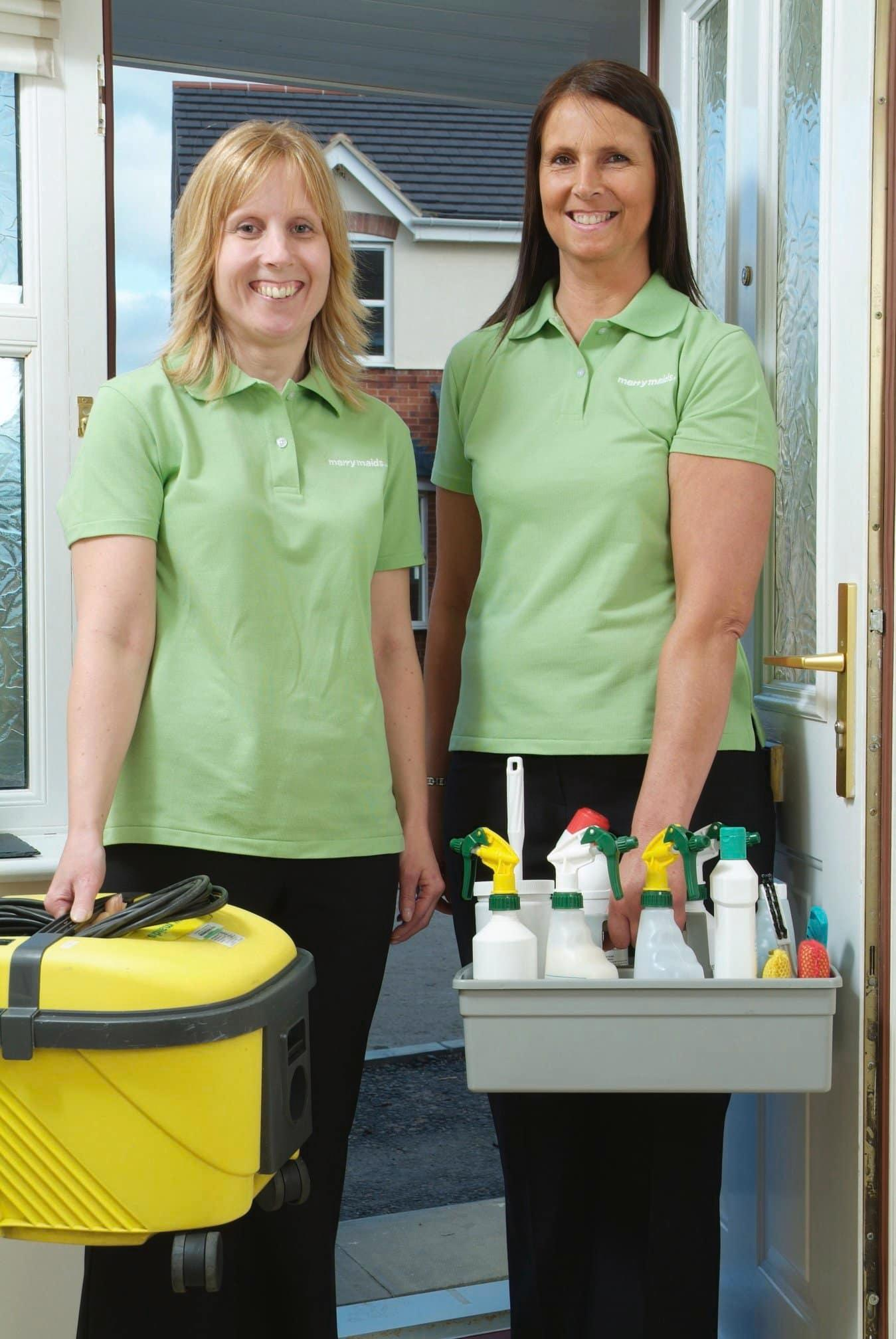 Merry Maids Cleaning Contracting Domestic In Sheffield