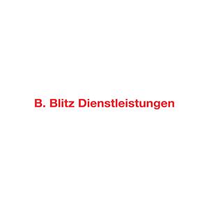 Logo von Gebäudereinigung B.Blitz