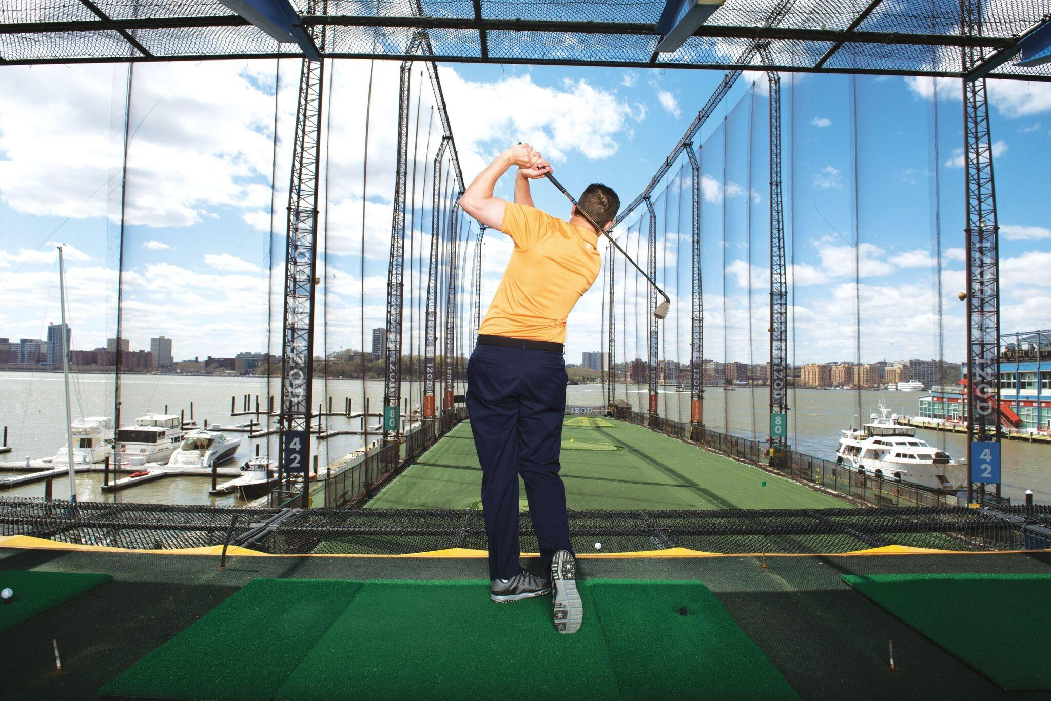 Golf Club at Chelsea Piers image 3