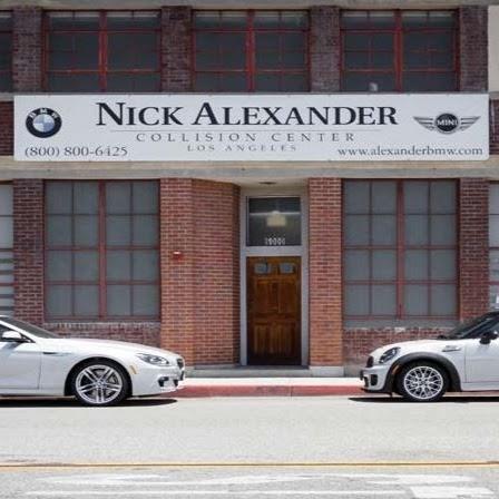 Nick Alexander Collision Center
