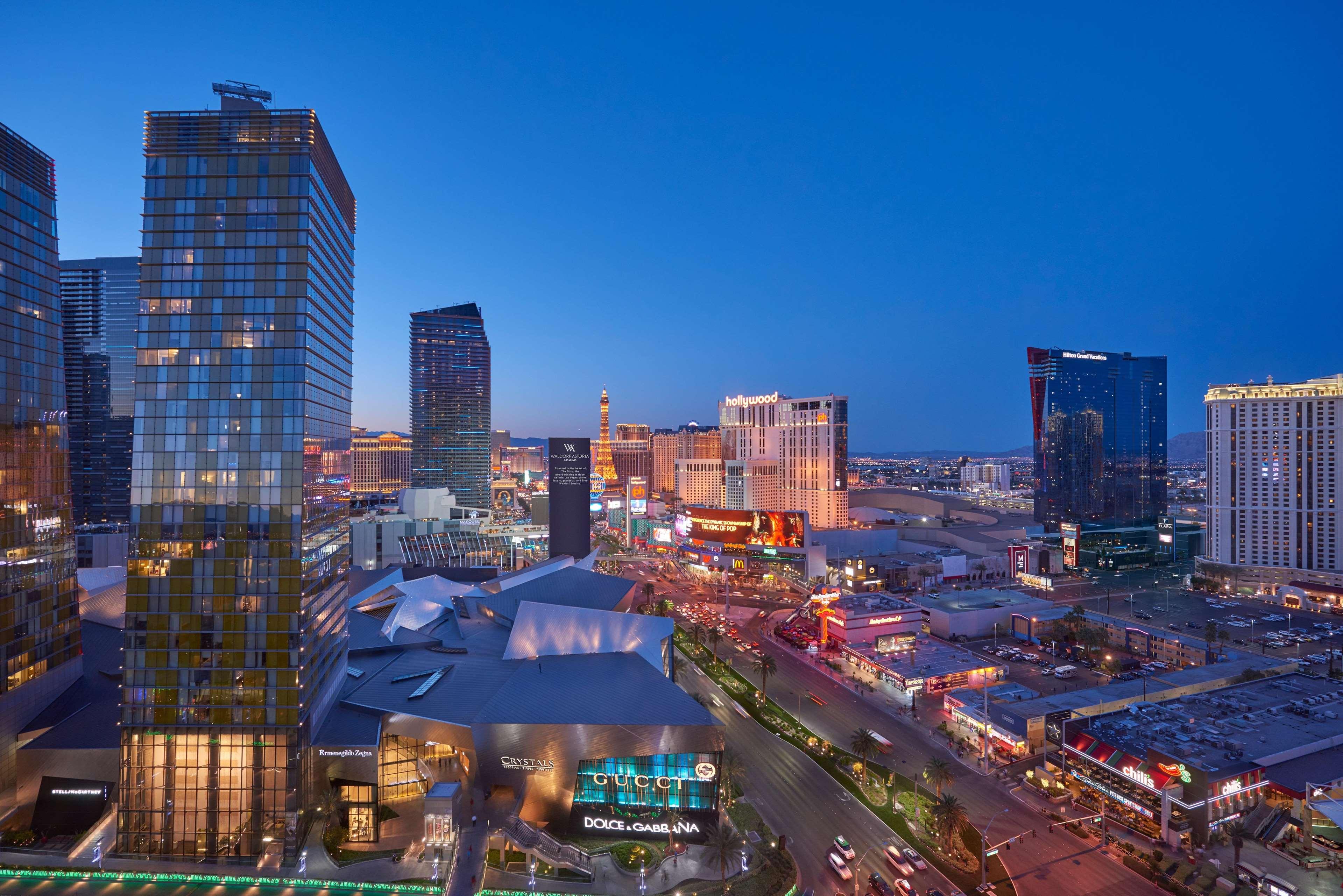 Waldorf Astoria Las Vegas image 1