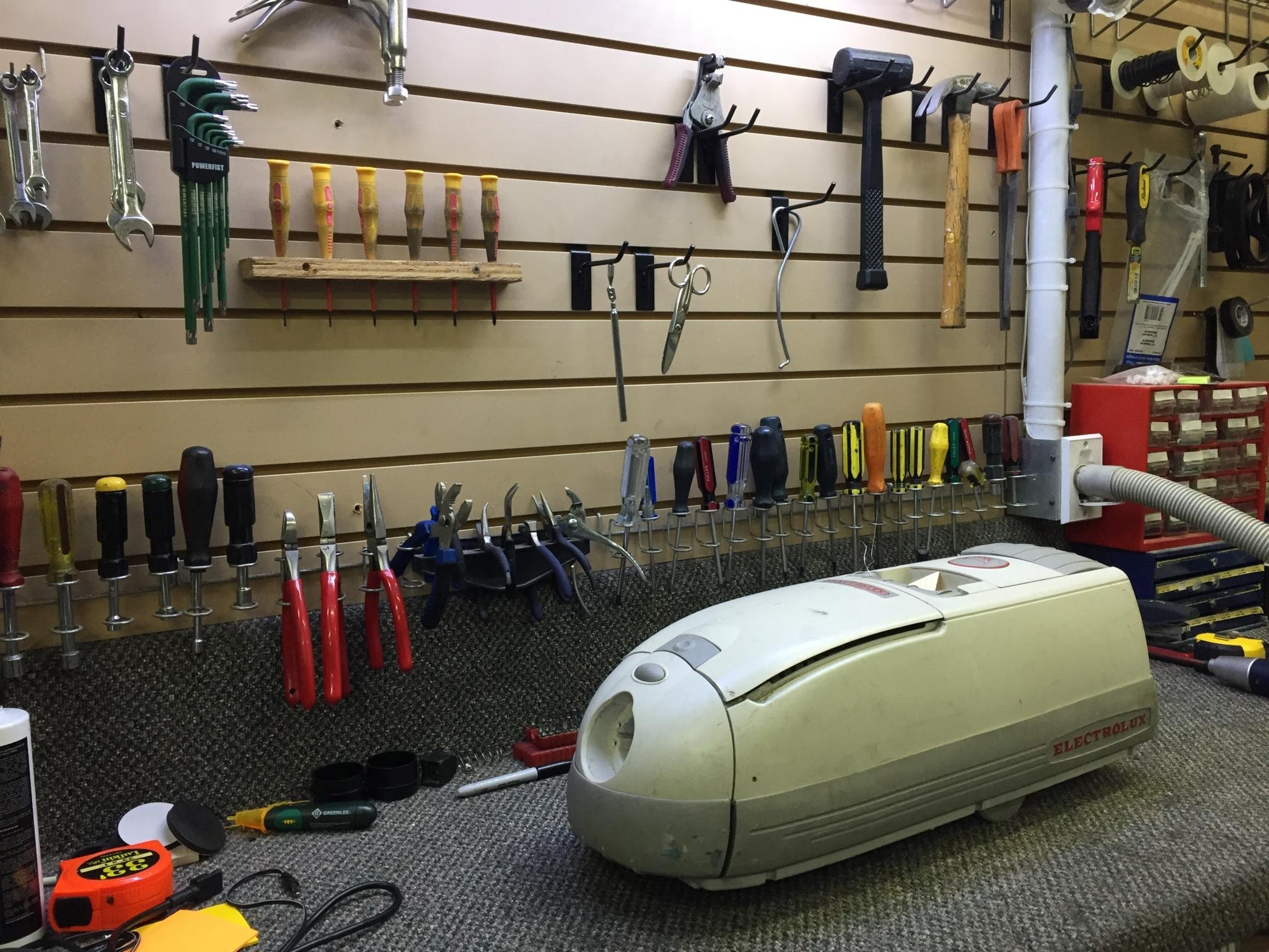 Aurora Vacuum Centre in Prince George: Full Service repair centre