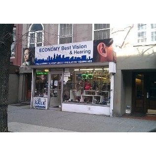 ECONOMY BEST VISION AND HEARING - NEW YORK, NY - Audiology & Speech