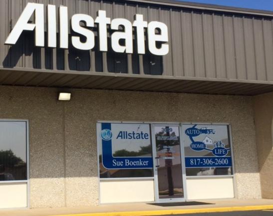Sue N. Boenker: Allstate Insurance image 1