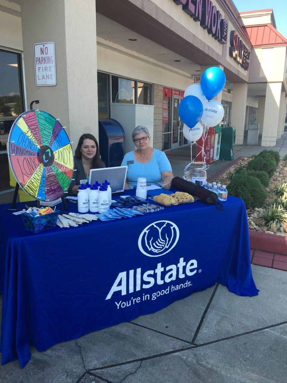 Tonda Phillips: Allstate Insurance