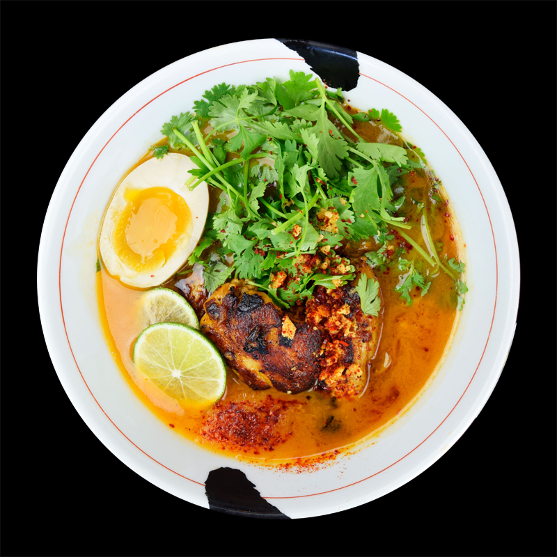 Click to expand image of Spicy Grilled Chicken Ramen