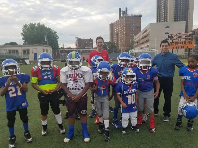 Bronx Giants  Youth Football and Cheer image 7