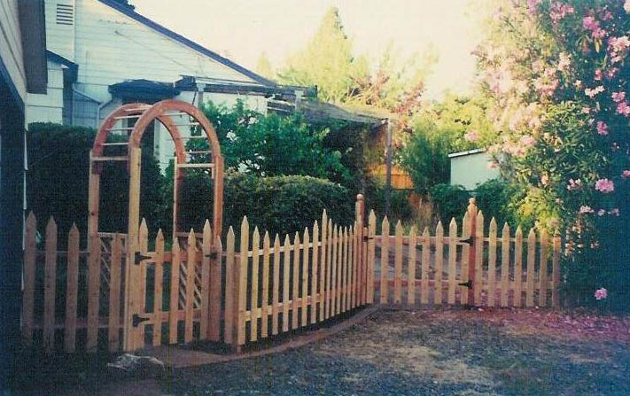 Petrie Fence and Deck image 4