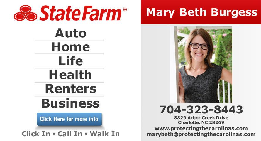 State Farm: Mary Beth Burgess image 0