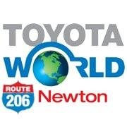 Toyota World of Newton