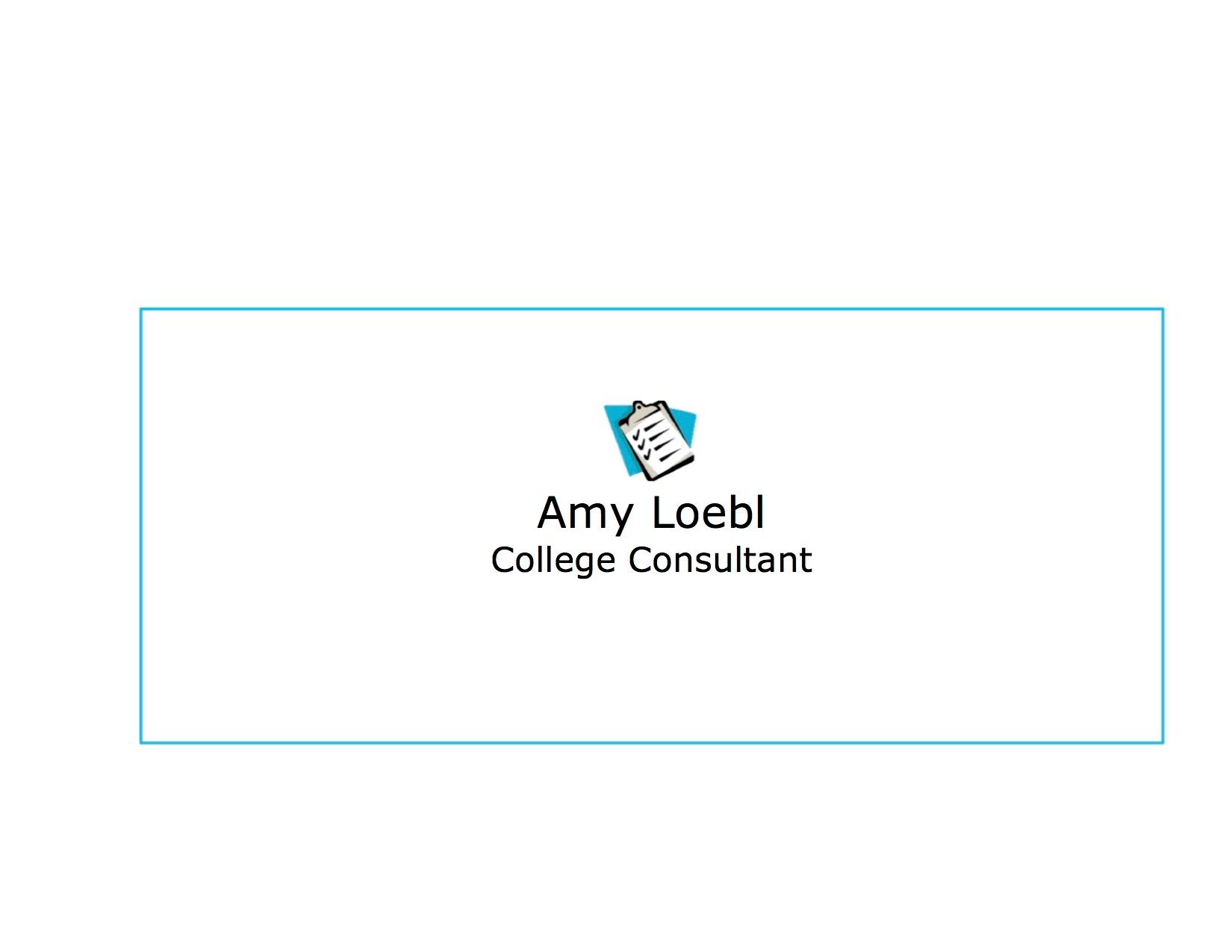 Amy Loebl - College Consultant image 0