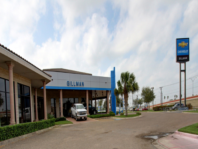 Gillman Harlingen Used Cars