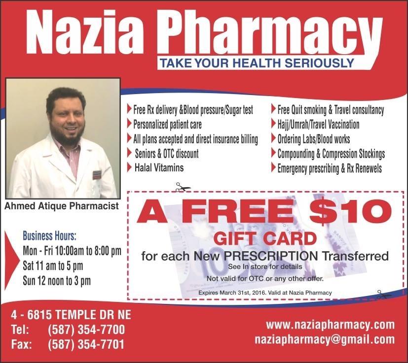 Nazia Pharmacy
