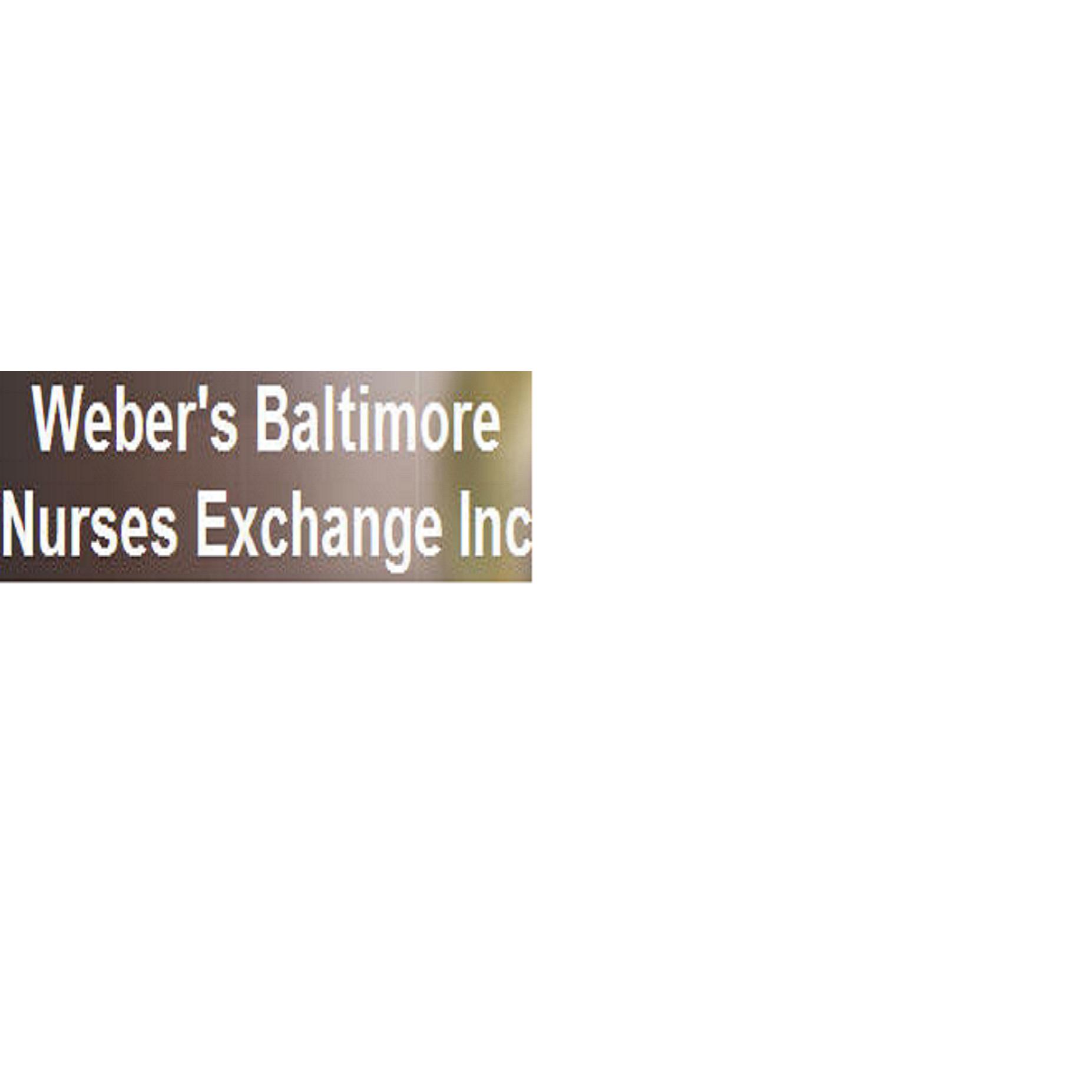 Baltimore Nurses' Exchange Inc.