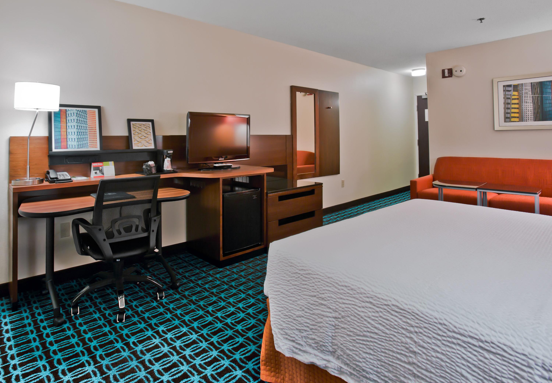 Fairfield Inn & Suites by Marriott Savannah Airport image 1