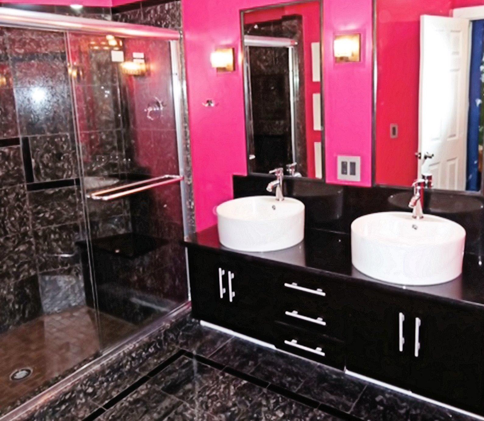 Eclectic Bathroom and Shower Remodeling