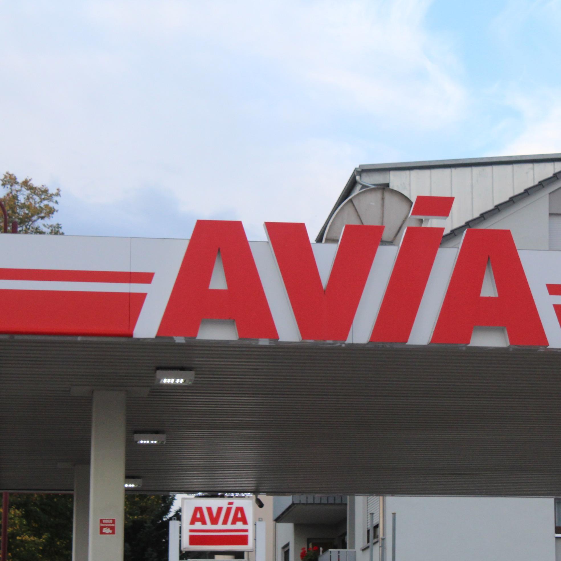 Logo von AVIA Tankstelle Kuppenheim