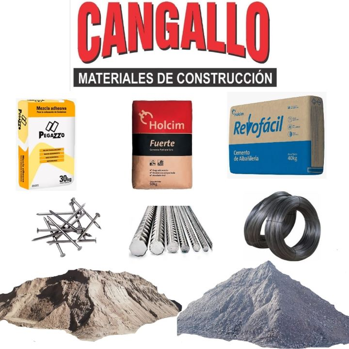 Materiales Cangallo