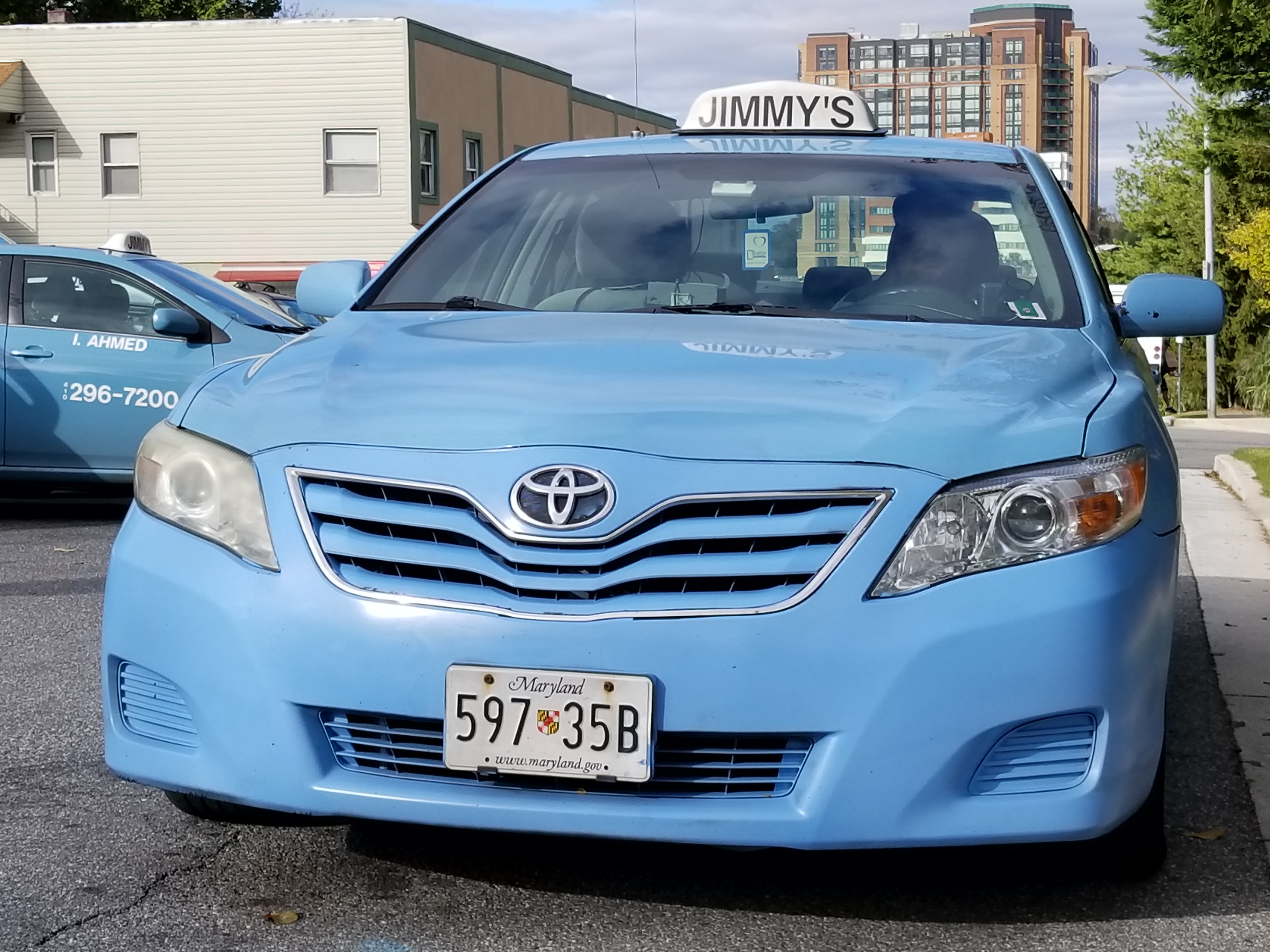 Jimmy's Cab Co image 0